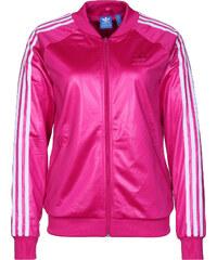 adidas Superstar Tt W Trainingsjacke pink