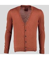 Devred Cardigan en laine mélangée - marron