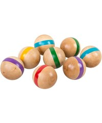 Wonderkids Set de boules de croquet - multicolore