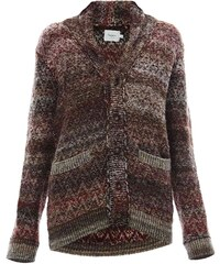 Pepe Jeans London Tanner - Strickjacke mit Wolle - hellbraun