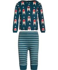 Little Green Radicals MIDNIGHT OWLS Pyjama deep blue
