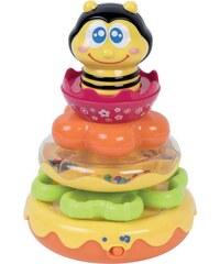 WDK Partner Pyramide abeille - Jeu électronique - multicolore