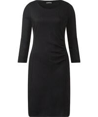 Street One Kleid aus Jersey Jamie - Black, Damen
