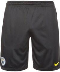 Nike Performance Short de sport anthracite/optical yellow
