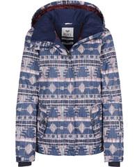 Roxy Jetty W veste de snowboard akiya prnt/ blue prnt