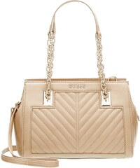 Guess ADDISON Handtasche beige