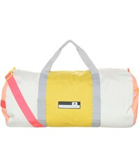 adidas Performance Sac de sport white/flash orange/super yellow