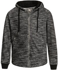 RG 512 Sweat zippé grey