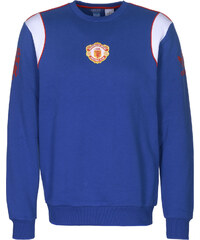 adidas Manchester United Crew sweat royal