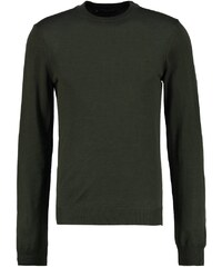 Casual Friday Pullover forest green