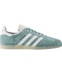 adidas Gazelle chaussures steel/white