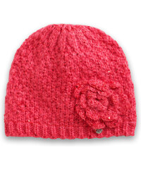 Esprit Bonnet en laine mélangée à paillettes