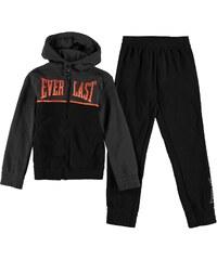 Sportovní souprava Everlast Jog Suit dět. černá