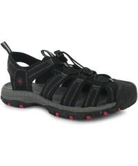 Trekové sandály Karrimor Ithaca pán. černá/červená