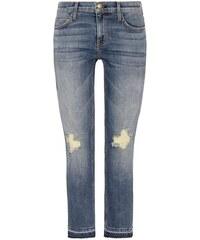 Current Elliott - Cropped Straight 7/8-Jeans für Damen