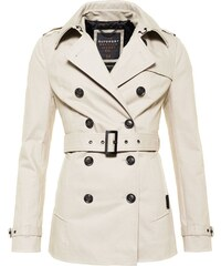 Superdry WINTER BELLE Trenchcoat stone