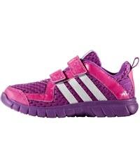 adidas Performance STA FLUID 3 Trainings / Fitnessschuh shock purple/white/shock pink