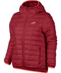 Nike SPORTSWEAR JACKET červená S