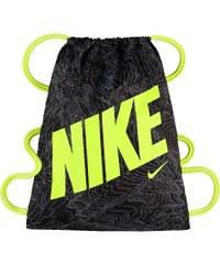 Nike GRAPHIC GYMSACK šedá