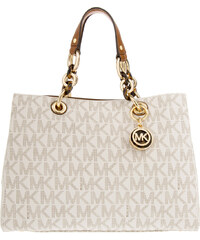 Michael Kors Cynthia MD Satchel Bag Vanilla