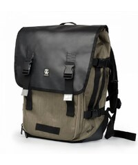 Crumpler Muli Half Photo Backpack MUHPBP-004 black tarpaulin/khaki