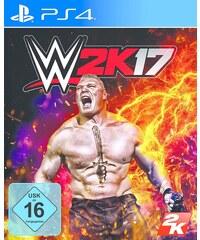 2K Playstation 4 - Spiel »WWE 2K17«