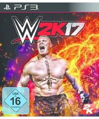 2K Playstation 3 - Spiel »WWE 2K17«