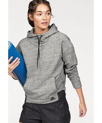 adidas Performance Kapuzensweatshirt »COTTON FLEECE HOODIE«