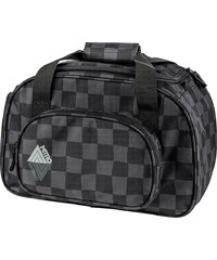 Nitro Reisetasche mit Schuhfach, »Duffle Bag XS Black Checker«
