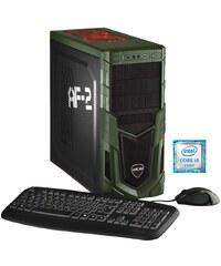 Hyrican Gaming PC Intel® i5-6600, 16GB, 1TB HDD, GeForce® GTX 1060 »Military Gaming 5268«
