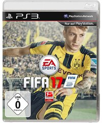 ELECTRONIC ARTS Fifa 17 PlayStation 3