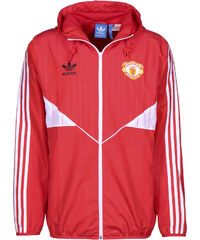 adidas Manchester United Windbreaker red