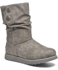 Skechers - Keepsakes - Leathere - Stiefel für Damen / grau