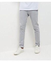 New Look Hellgraue Skinny-Jeans