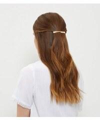 New Look Haarspangen in Gold, Schwarz und Silber, 3er-Pack