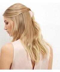 New Look 2er-Packung Haarclips in Rosa und Violett