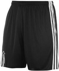 Sportovní kraťasy adidas Germany Home 2016 pán. černá/bílá