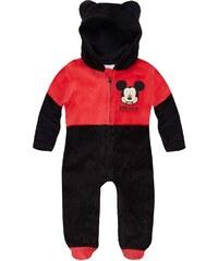 Disney Mickey Jumpsuit schwarz in Größe 3M für Jungen aus Body: 80% Baumwolle 20% Polyester 100 % Polyester