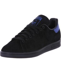 adidas Stan Smith chaussures black/royal