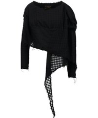 Vivienne Westwood Anglomania BALLOON Bluse black