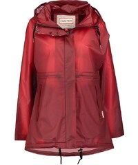 Hunter Parka military red