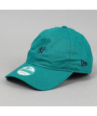 New Era 940 Essential NY tmavě zelená