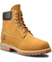 Turistická obuv TIMBERLAND - Af 6In Prem Bt 10061 Yellow