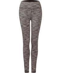 Street One Leggings in Melange Katie - Black, Damen