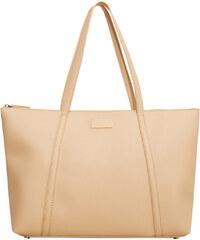 MANGO Shopper-Tasche In Saffiano-Optik