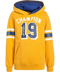 Champion Sweat à capuche dark yellow