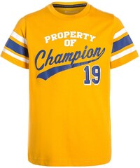 Champion Tshirt imprimé dark yellow