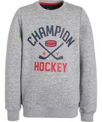 Champion Sweatshirt oxford grey/navy