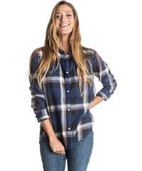Roxy Campay Flannel, modrá, S