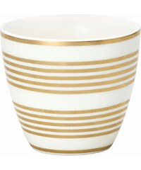 Green Gate Latte cup Thiana gold